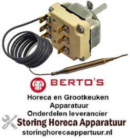 VE152375470 - Thermostaat instelbereik 71-278°C 3-polig voor BERTOS