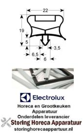 785901153 - Koeldeurrubber ELECTROLUX B 622mm L 1495mm steekmaat