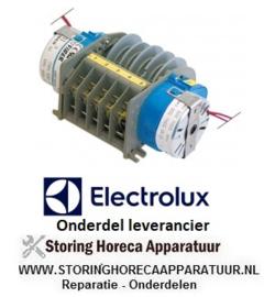 109360073 - Timer FIBER P25 motoren 2 kamers 5 looptijd 6s / 2min ELECTROLUX