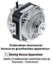 635601023 - Ventilatormotor 16W 230V 50-60Hz - 1300U/min