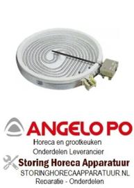 939490025 - Stralingselement ø 200mm 1700W 230V voor Angelo Po