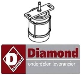 232F2853 - Motor 230 volt voor aardappelschilmachine DIAMOND PPF-05