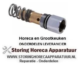 175542079 - Drukpen draad M23 koud-/warmwater passend voor voetbediening waterkraan