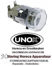 843359718 - Ovenlamp inbouw ø 35,5mm 230 Volt -15 Watt UNOX