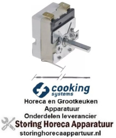 664375505 - Thermostaat t.max. 320°C voor Cooking-Systems