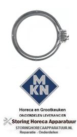 261419248 - Hetelucht Verwarmingselement 15300W 440V voor MKN