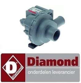 541130177 - AFVOERPOMP DIAMOND HORECA DCR37/6-AC
