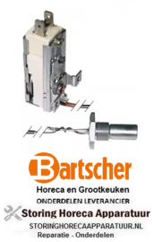VE029390001 - Thermostaat instelbereik vast 58°C BARTSCHER