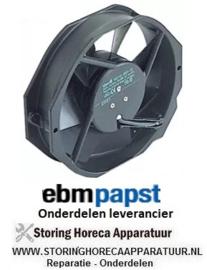 601.40601.113 - Ventilatormotor EBM axial 29W 172 x 150 x 38 mm