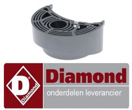 157GV2 - Lekbak met druppelrooster voor slush DIAMOND FABY