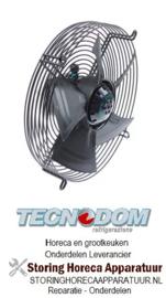 073602049 - Ventilator 230V 50/60Hz 72/90W voor Tecnodom