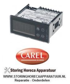 167378521 - Elektronische regelaar CAREL IREVS0EA00 inbouwmaat 71x29mm inbouwdiepte 59mm 230V