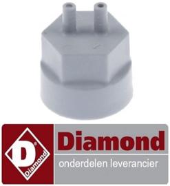 993107013 - Luchtkamer kunststof voor kap vaatwasser DIAMOND