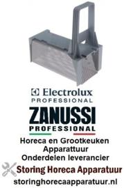 285504616 - Rechthoekfilter H 210mm L 195mm B 75mm ELECTROLUX
