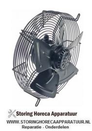 958601881 - Axiaalventilator ventilatorblad ø 315mm 230V 50/60Hz 95/135W L1 140mm L2 42mm ø 350mm