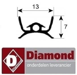 297163888 -  ZIJKANTDICHTING VOOR  DIAMOND OVEN E77/6PFA11-N