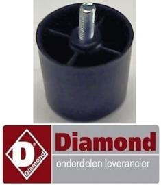 04755101200 - Poot voor oven DIAMOND BRIO
