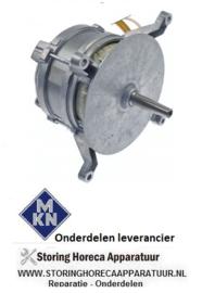 893601862 - Ventilatormotor 200-230V fasen 3 50Hz 0,45/0,65kW 700/1400U/min snelheid 2 MKN