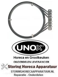 154417555 - Verwarmingselement 9000 Watt - 230 Volt voor UNOX OVEN