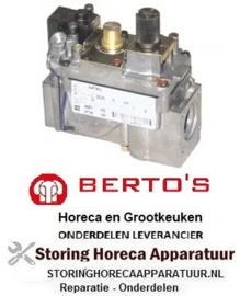 331101162 - Gasventiel  230V 50Hz BERTOS