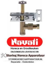 930106906 - Waakvlambrander 3-vlammig sproeier ø 0,2mm NAYATI