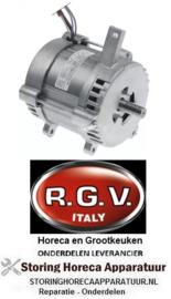 925501532 - Motor 230V fasen 1 390W 50Hz 1380U/min schacht ø 14,5mm schachtlengte 35mm ø 113mm