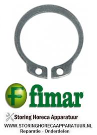 030SL0075 - Zekering schacht deegmenger FIMAR 25-38 S-C-F