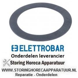 541437102 - Vlakpakking rubber vaatwasser ELETTROBAR FAST161-2