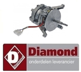 1970C5287 - Ventilatormotor DIAMOND SDE/10-CL