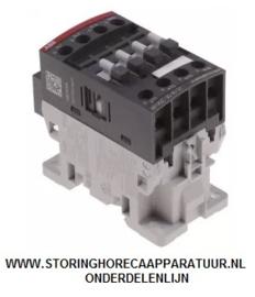 ST1380106 - Relais AC1 25A 24VAC (AC3/400V) 9A/4kW hoofdcontact 3NO hulpcontact 1NO