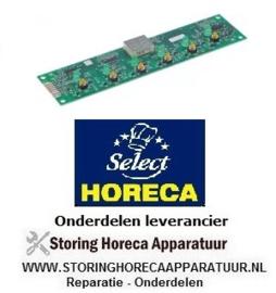 218.909.350 - Bedieningsprint vaatwasser HORECA SELECT GDW 1001