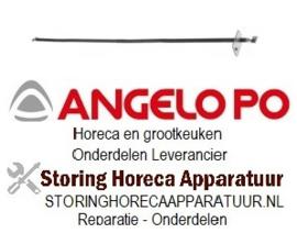259418202 - Verwarmingselement 500W 220V voor Angelo Po warmtebrug