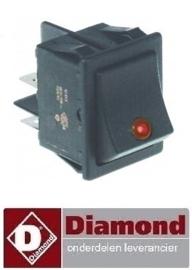 EF101-TN - ELEKTRISCHE FRITEUSE DIAMOND HORECA APPARATUUR REPARATIE ONDERDELEN
