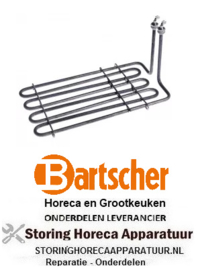 762418488 - Verwarmingselement 2800W 230V FRITUUR BARTSCHER