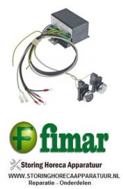 591SL0952 - Elektronische 230 volt  box voor deegmenger FIMAR 25 S