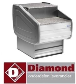 MYT-1000/A1 - Kassa-sectie 1000 mm DIAMOND MELODY