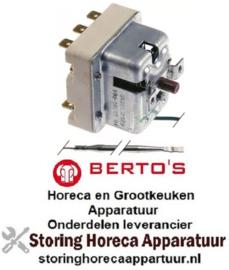 VE179375364 - Maximaalthermostaat uitschakeltemp. 190°C 3-polig 20A BERTOS