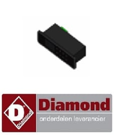 87841103063 - DIGITALE THERMOSTAAT XW70LH, DIAMOND ID70/HE