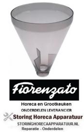 885527328 - Koffiebonencontainer zonder deksel ø 207mm H 245mm Fiorenzato-M.C