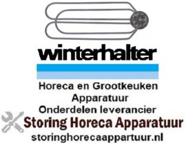 397420397 - Verwarmingselement 6000Watt - 230 Volt voor vaatwasser WINTERHALTER