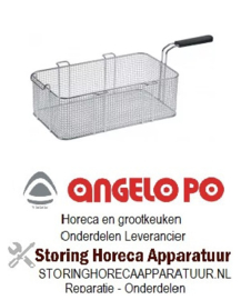 801970173 - Friteusekorf L1 400mm B 230mm H1 180mm ANGELO PO
