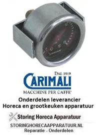 135541228 - Manometer ø 41 mm drukbereik 0 tot 15 bar