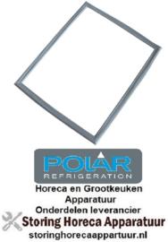 825AB321  - Deurrubber door koelkast  POLAR
