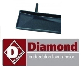 40729254 - OPVANGBAK VOOR VERDAMPER DIAMOND TG