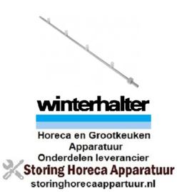 001524649 - Naspoelarm L 610mm sproeiers 4 voor vaatwasser Winterhalter
