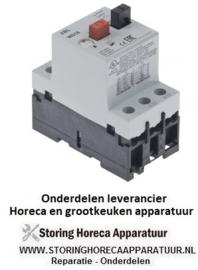 420380338 - Motorbeschermschakelaar type MS25-16 instelbereik 10-16A (AC3/400V) 9kW