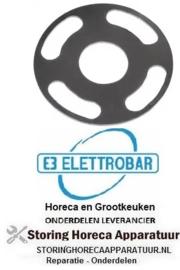 27080316 - Regelschijf wasarm beneden ELETTROBAR