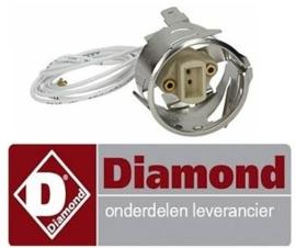 709A87IL73007 - LAMP HOUDER pizzaoven DIAMOND Logic Line