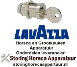 7041388016 - Deursluiting met slot voor LAVAZZA