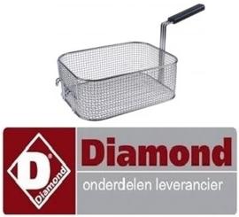 67.9683.000.00 - Friteusemand voor friteuse DIAMOND E60